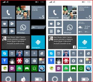 Действительно ли черный фон экономит заряд батареи в смартфонах под управлением Windows Phone