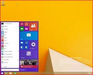 Долгожданная Windows 9, или что нам покажут в сентябре?