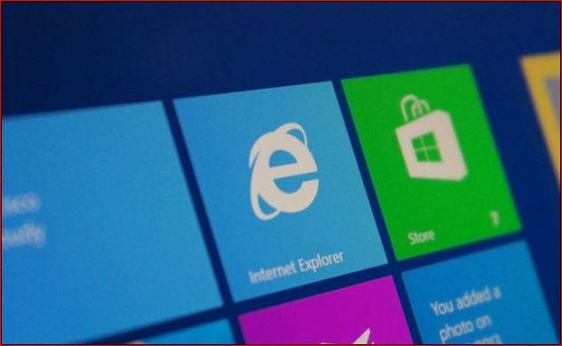 Internet Explorer 12 получит пользовательский интерфейс подобный Google Chrome