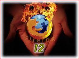 Мозила Firefox 12 и ее блудливый  взгляд на будущее
