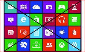 Непопулярность «Плиточного» интерфейса признала Microsoft