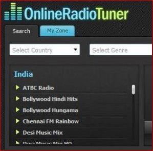 Online Radio Free – плеер для прослушивания радио на Windows 8 и 8.1