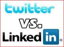 """Почему Twitter """"кинул"""" социальную сеть LinkedIn?"""