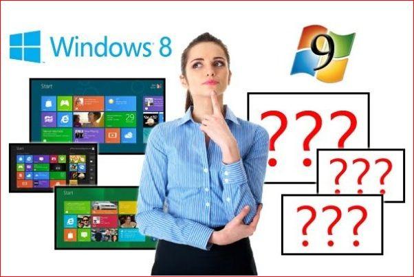 Релиз Windows 9 состоится 30 сентября на мероприятии Microsoft