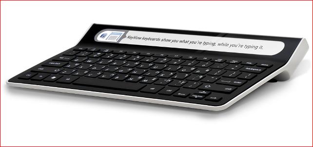 С клавиатурой KeyView Smartype у вас не будут болеть голова, глаза и шея!