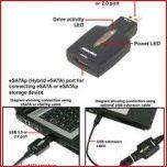 USB 3.0 против eSATA: быстрее = лучше?