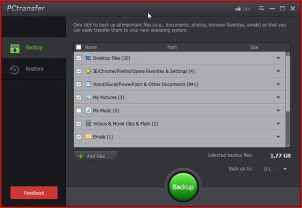 Утилита IObit PCtransfer поможет мигрировать на новую версию Windows