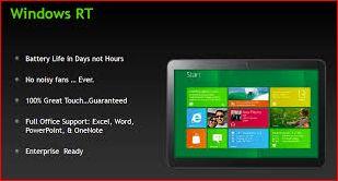 Windows RT: «Скрипач не нужен!»