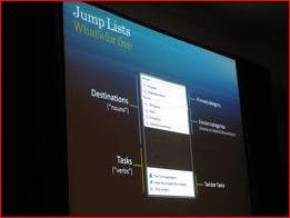 Застрявшие элементы в Jump List Windows 7