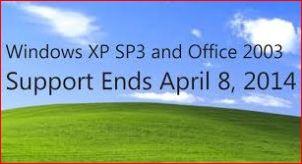 Завершается техническая поддержка Windows XP и Office 2003