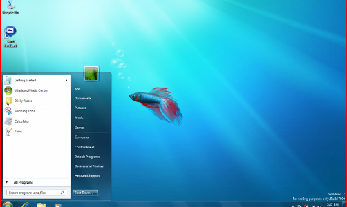 Бета-версия Windows-7.