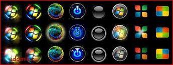 Настраиваем внешний вид кнопки Пуск в Windows 7