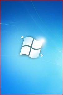 Невидимая папка в Windows 7.