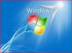 Различные версии Windows 7.