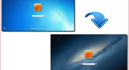 Меняем обои в Windows 7