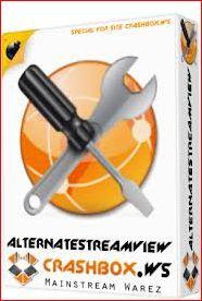AlternateStreamView 1.36 для получения информации о запущенных процессах системы Windows.