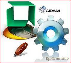 Хочу всё знать о компьютере. AIDA64.