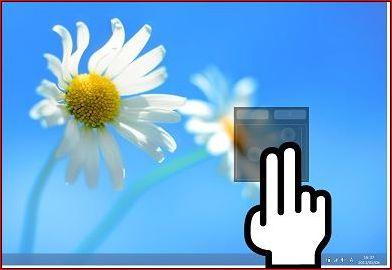 TouchMousePointer – уникальный виртуальный «тачпад» для Windows 8