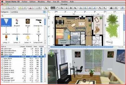 Программа для проектирования квартиры