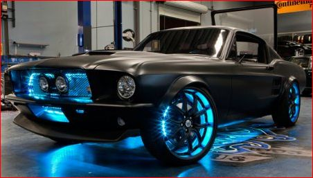 WINDOWS 8 и FORD MUSTANG!